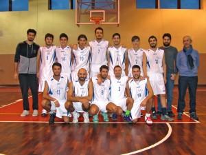 Basket Prom 2015-16 - La squadra (2)