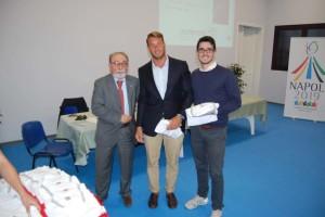 Raffaele Cicala e Luca Fiorentino