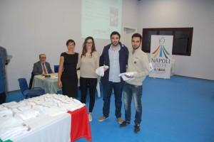 Florinda Russo, Veriano Verde e Silvio Acito