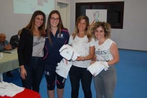 Alessandra Menna, Elisa Ferrigno e Serenna Vella