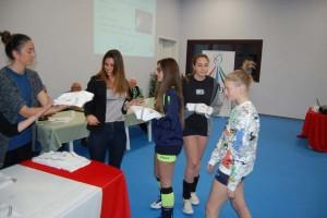 Chiara Verde, Ilaria Izzo e Roberta Ricciardi