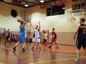 Basket - Torneo Universitario (3)