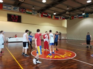 Basket Torneo universitario (1)