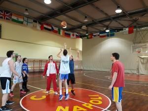 Basket Torneo universitario (2)