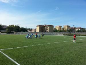 Calcio 3 cat - CUS vs Atletica Naples 7-1 (7)