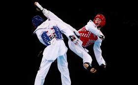 cnu taekwondo ev