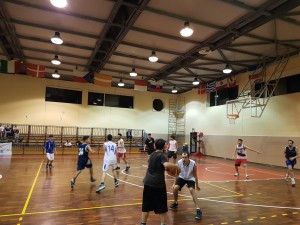 Basket - Torneo Universitario (10)