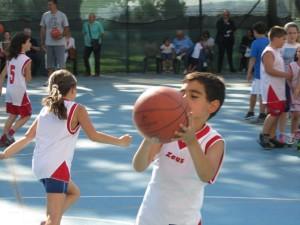 Basket giovanili - manifestazione finale sacro cuore (1)