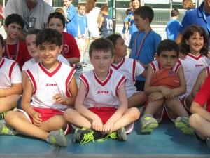 Basket giovanili - manifestazione finale sacro cuore (2)