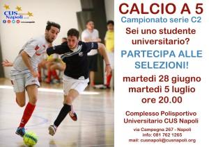 Selezione Ca5 C2