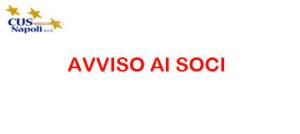 AVVISO AI SOCI ev