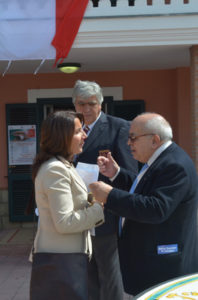 Aprile 2012 -Cerimonia presentazione squadra Varadero (2)