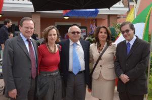 Cerimonia di presentazione della squadra del CUS Napoli-FF.OO.