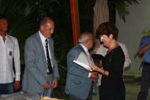 Premiazione in Ambasciata Cuba 2