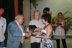 Premiazione in ambasciata CUBA