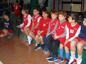 Basket - U10 - CUS vs Sacro Cuore (1)