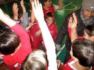 Basket - U10 - CUS vs Sacro Cuore (2)