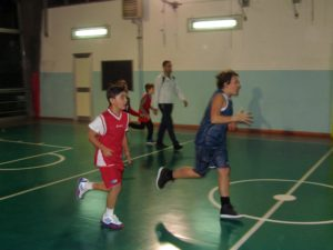 Basket - U10 - CUS vs Sacro Cuore (3)