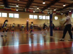 CNU - Volley F - CUS Napoli vs CUS Siena 3-0 (1)