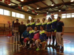 CNU - Volley F - CUS Napoli vs CUS Siena 3-0 (2)