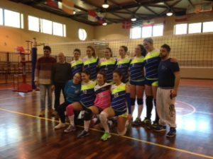 CNU - Volley F - CUS Napoli vs CUS Siena 3-0 (3)