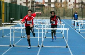 Atletica Leggera - Meeting del Sud - Giovanni#02_CUS_Agropoli_Feb17