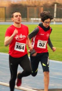 Atletica Leggera - Meeting del Sud - Giovanni#04_CUS_Agropoli_Feb17