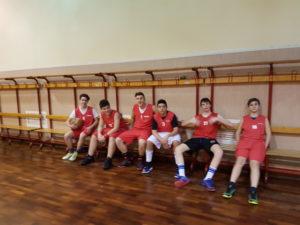 Basket - U16 - CUS Libertas (1)