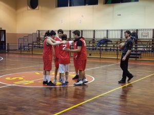 Basket - U16 - CUS Libertas (2)