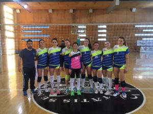 CNU - Volley F - Siena Napoli