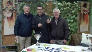 Tennis - Campionato provinciale 4 categoria Road to Foro BNL (2)