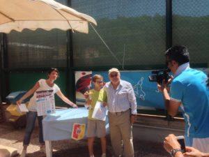 Antonio Lombardi - 1° classificato - U11/M