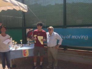 Roberto Nazzaro - 1° classificato - U15-16/M