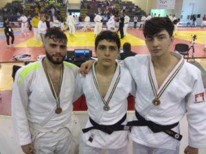 Nasti Francesco - Oro; Stefanelli Raffaele - Argento e Zimbaldi Giovanni - Bronzo