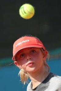 Trofeo Tennis Kinder+ sport 2018tappa di Napoli