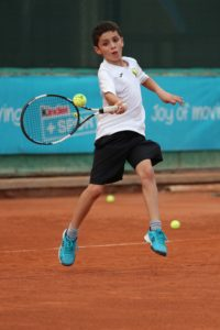 Trofeo Tennis Kinder+ sport 2018 tappa di Napoli