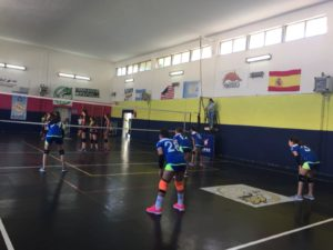 volley-u13-ponticelli-vs-cus