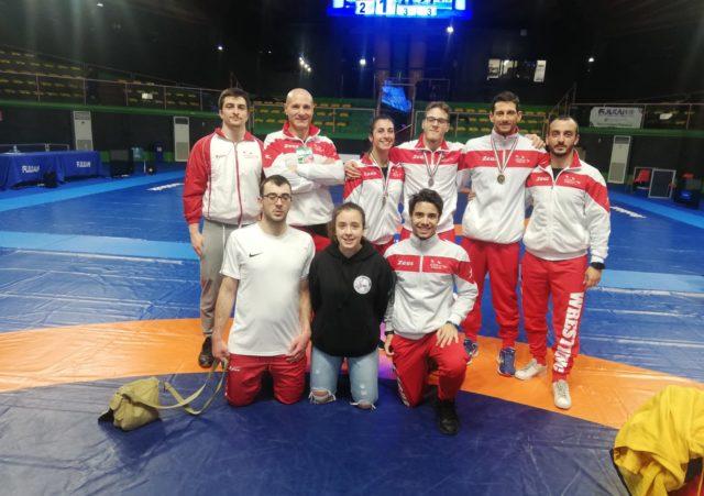 Lotta: Per gli atleti cusini un argento e due bronzi ai Campionati Italiani Assoluti 2020