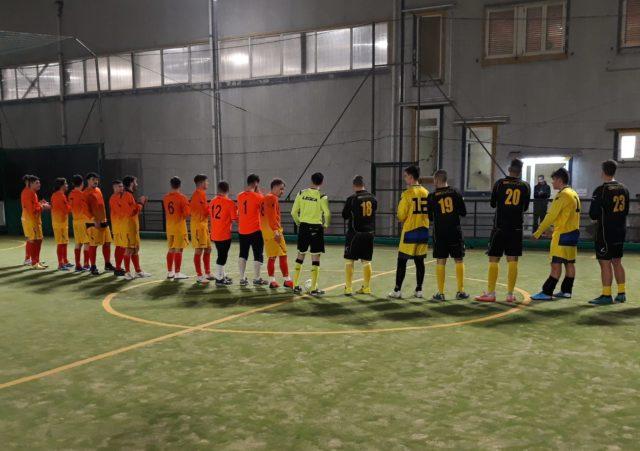 Calcio a 5 – Under 21: CUS Napoli – Futsal Club Solofra 9-6