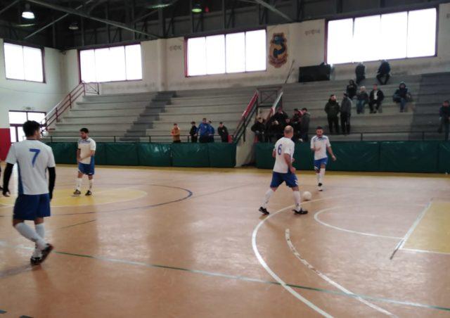 Calcio a 5 – serie C2: Saviano Fressuriello – CUS Napoli 4-1