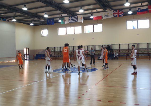 Basket – Promozione: CUS Napoli – Hippo Basket Salerno 50-60