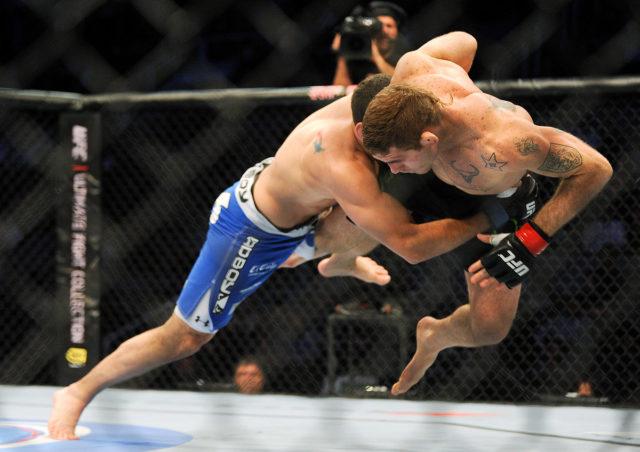 Corsi di Lotta, MMA e Taekwondo