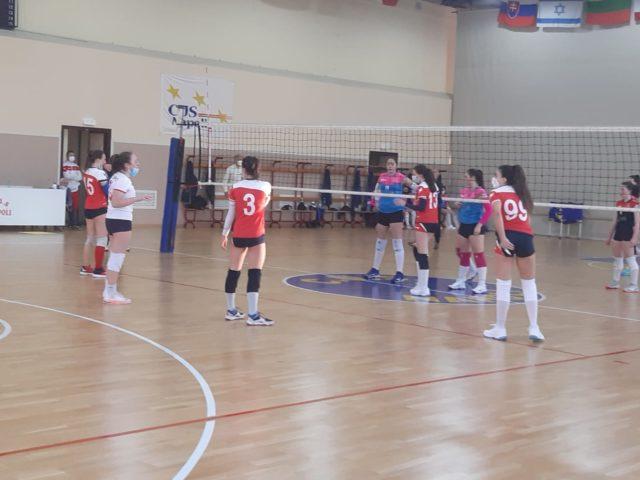 Volley – serie C Millennials: CUS Napoli – Molinari Volley Napoli 0-3