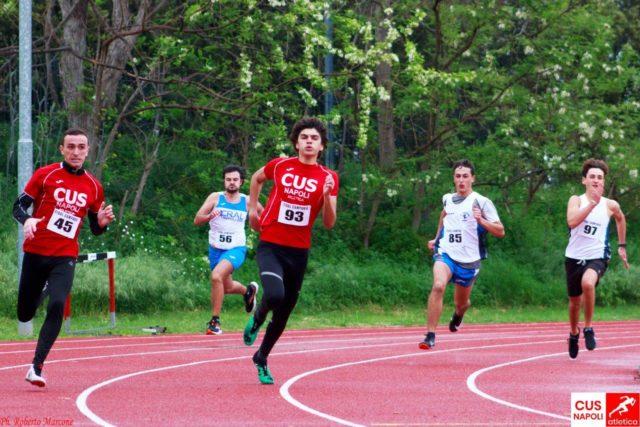 Atletica Leggera: gare del 1 e 2 maggio