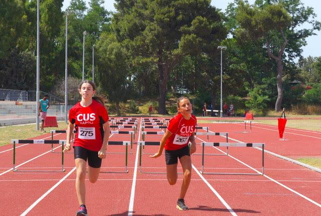 Atletica Leggera: ottime prove dei giovanissimi atleti cusini
